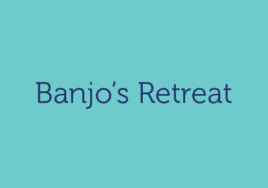 BANJO'S RETREAT logo