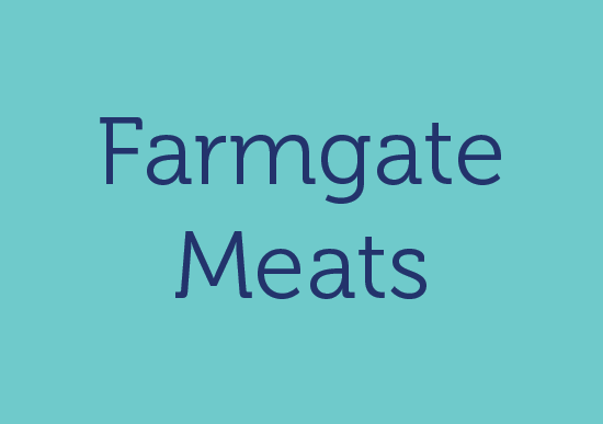 FARMGATE MEATS logo