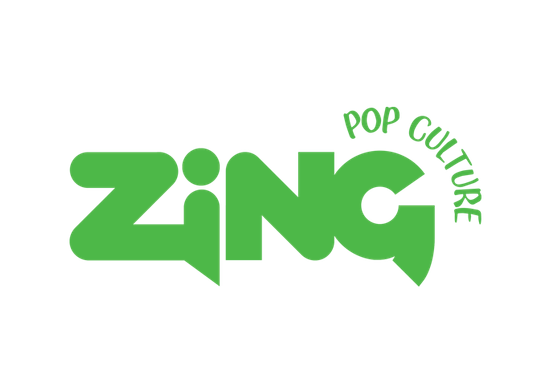 ZING POP CULTURE logo