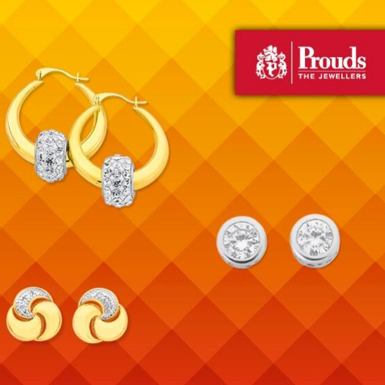 <p>Dreaming of Jewellery? Diamonds, Gold, Silver and Watches?</p> <p>Prouds The Jewellers Storewide Pre-Christmas Sale is on now!</p> <p>With 50% off or more on Sale items it's now time to visit Prouds!</p> <p>Sale on now.</p>